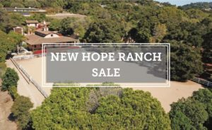 New Hope Ranch Sale Bendita