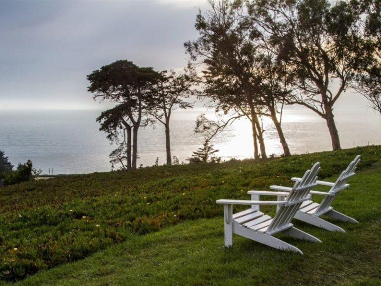 Historic Estate Overlooking Rincon Point