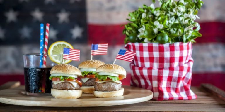 What better Way to Celebrate Our Country's Independence Than Gathering Friends and Family for a Santa Barbara Style Barbeque?
