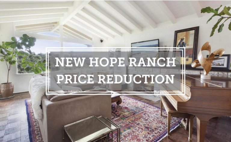 New Hope Ranch Price Reduction 520 Via Sinuosa