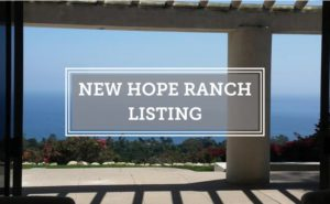 New Hope Ranch Listing Cuervo