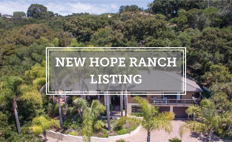 New Hope Ranch Listing Ramitas