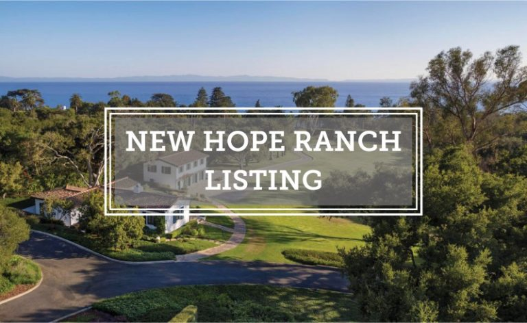 New Hope Ranch Offering 1520 Roble Drive