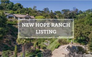 New Hope Ranch Listing Via Vistosa