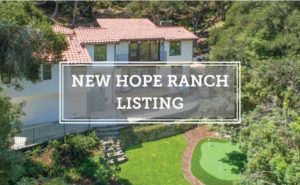 New Hope Ranch Listing Vieja