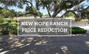 New Hope Ranch Price Reduction 1126 Estrella