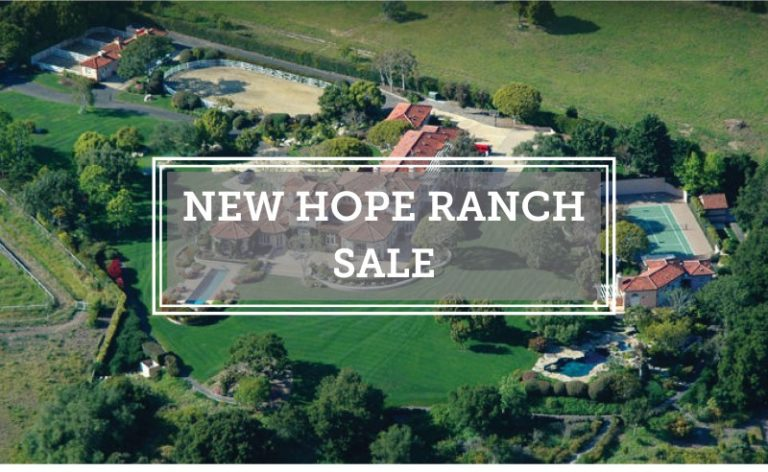 New Hope Ranch Closed Escrow 4621 Via Roblada