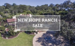 New Hope Ranch Sale Canon Road