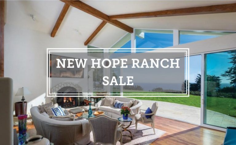 New Hope Ranch Closed Escrow 4099 Creciente Drive