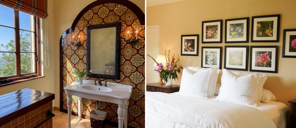 Bedroom 1 and Bath