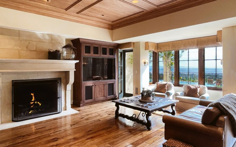 Billiards Room with Views
