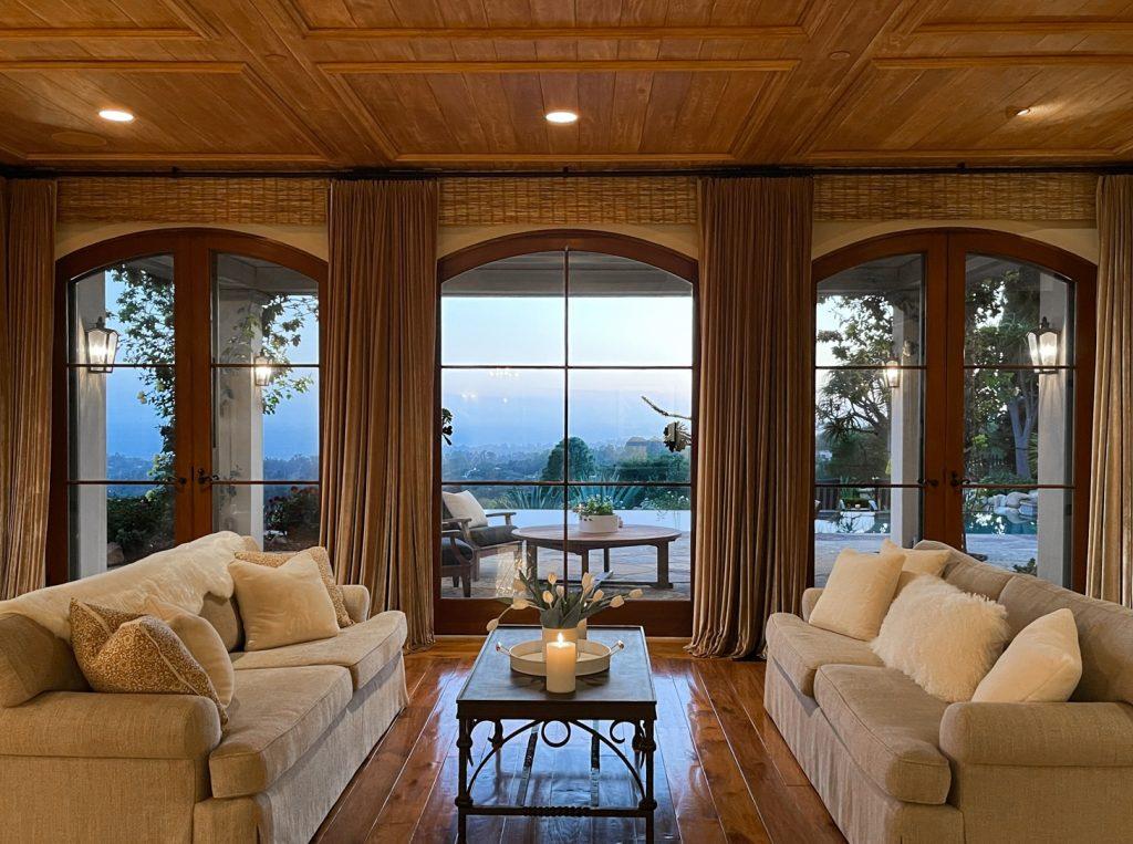 Living Room at Dusk copy